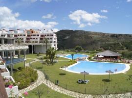 Apartamentos Parque Botanico, hotel dicht bij: Flamingos Golf, Estepona