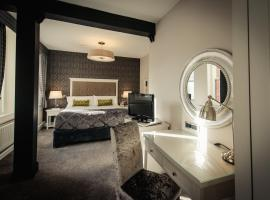 Hotel Isaacs Cork City, hôtel à Cork