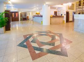 Dayrell Hotel e Centro De Convenções, hotel near Central Station, Belo Horizonte