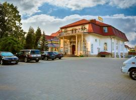 Hotel Garden, pet-friendly hotel in Bolesławiec
