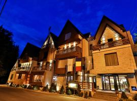 Ioana Hotel, хотел в Синая