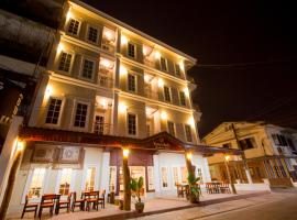 Sunbeam Hotel, hotel in Vientiane