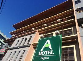 A Hotel Baguio, hotel in Baguio
