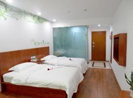 Vatica Hebei Langfang Pipeline Bureau General Hospital Hotel, hotel in Langfang