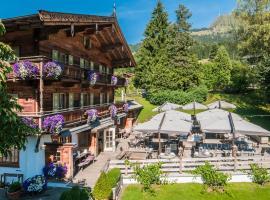 Landhotel Vordergrub, hotel in Kitzbühel
