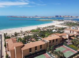 Full Sea View 3 Bedroom Apt, JBR, hotel near Roxy Cinema JBR, Dubai