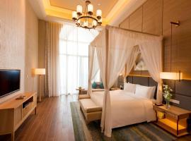 Hilton Yuxi Fuxian Lake, hotel in Chengjiang