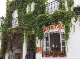 Hostal Tres Soles, hotel en Nerja
