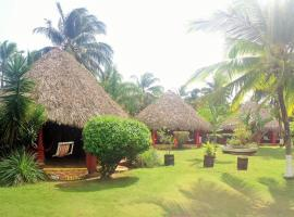 Paraiso Beach Hotel, hotel in Isla Grande del Maíz