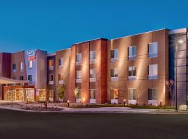 Fairfield Inn & Suites by Marriott Moab, hotel v destinaci Moab