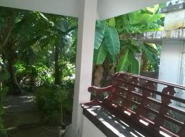 Coconut Grove, self catering accommodation in Cochin