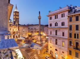 Hotel Amalfi, hotel near Domus Aurea, Rome