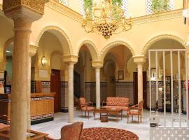 Zaida, hotel en Sevilla