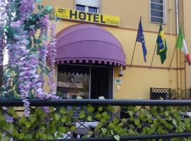 Hotel Violetta, hotel a Parma