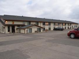 Super 8 by Wyndham Devils Lake, hotel in Devils Lake