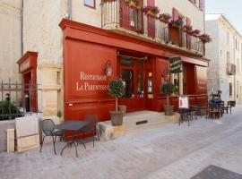 Hostellerie Provençale, hotel near Pont du Gard, Uzès
