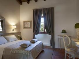 Le Quattro Terre, farm stay in Corte Franca
