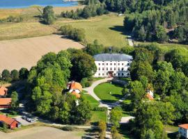 Husby Säteri, hotell nära Kolmårdens djurpark, Söderköping