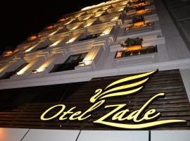 Hotel Zade, отель в Эрзуруме