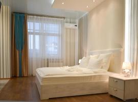 Апарт-отель Ностальгия, отель в Нижнем Новгороде