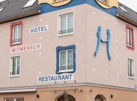 Hotel Mit-Mensch, hotel in Lichtenberg, Berlin