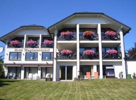 Hotel Garni Magdalenenhof - Superior, Hotel in Willingen