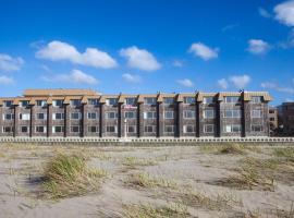 Ebb Tide Oceanfront Inn, motel in Seaside