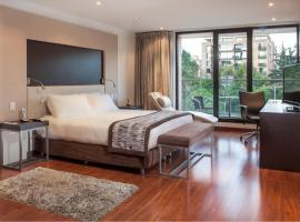 Hotel Jazz Apartments, hotel near Zona Rosa/Zona T, Bogotá