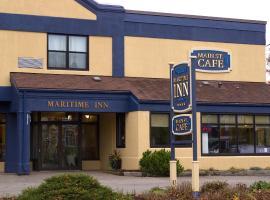 Maritime Inn Antigonish, отель в городе Antigonish