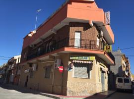 Pension La Linea, hostal o pensión en Puerto de Mazarrón