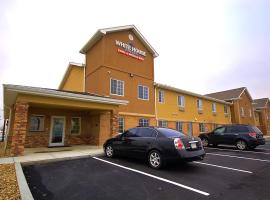 White House Suites, hotel near Indianapolis International Airport - IND,