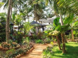 Simrose, resort in Agonda