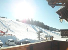 Chalet Hôtel Aiguille Blanche Logis, hotel near TK Boule de Gomme Ski Lift, Les Gets