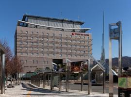 上田東急REIホテル、上田市のホテル