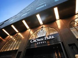 Crown Park Hotel Seoul, hotel in Seoul