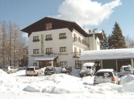 Albergo Tirolo, hotel ad Abetone