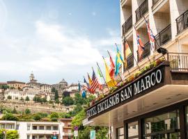 Hotel Excelsior San Marco, hotel a Bergamo