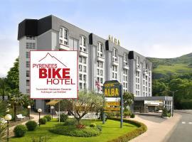 Hôtel Alba, hotel near Notre Dame de Lourdes Sanctuary, Lourdes