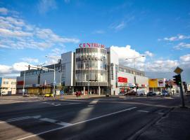 Viesnīca Centrum Hotel Viljandi Viljandos