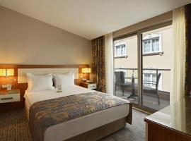 Yasmak Comfort Hotel, δωμάτιο σε οικογενειακή κατοικία στην Κωνσταντινούπολη