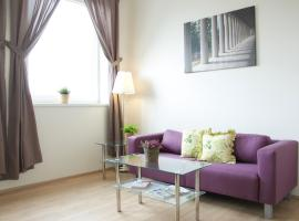 Apartments Cordeus, hotel with jacuzzis in Prague