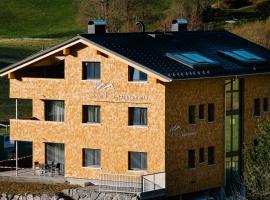 Kanis Appartements, hotel in Schoppernau