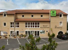 Hotel Spa Restaurant Le Provence, hôtel à Lanarce