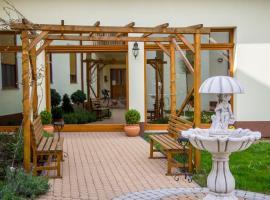 Hotel Corvinus, hotel poblíž významného místa Budhistická stúpa, Zalaszentgrót