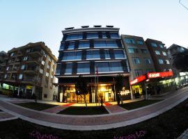 Ozyigit Otel, отель рядом с аэропортом Аэропорт Газипаша - GZP