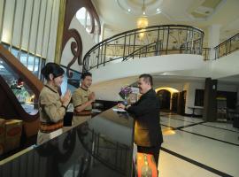 Hotel Swarna Dwipa, hotel in Palembang