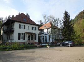 Villa Romantica, хотел в Hinterweidenthal