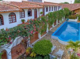 Hotel La Posada del Sol, hotel in Granada