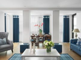 Princes Street Suites, pet-friendly hotel in Edinburgh