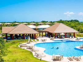 Pé na areia - Furstberger, hotel with jacuzzis in Praia do Forte